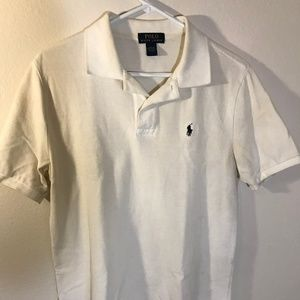 Polo by Ralph Lauren w/ blue embroidered logo